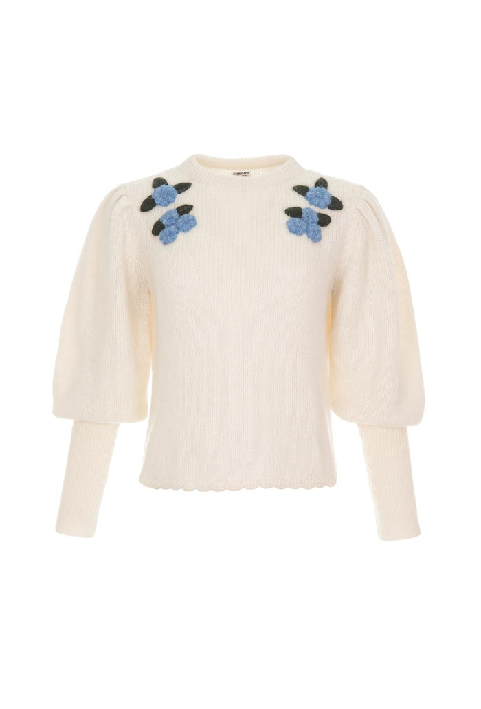 Elinor Jumper - Cream