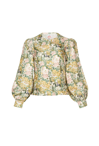 Emma Blouse - Old English