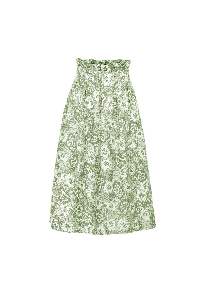 Finlay Skirt - Green
