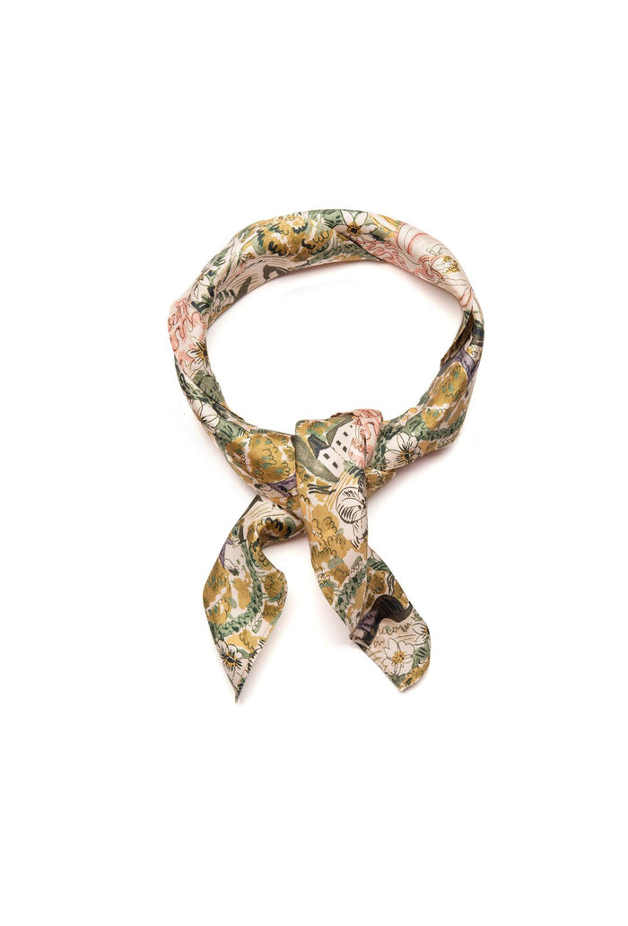 Florence Scarf - Old English