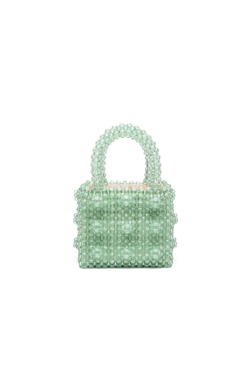 Mini Antonia Bag - Smoke Green