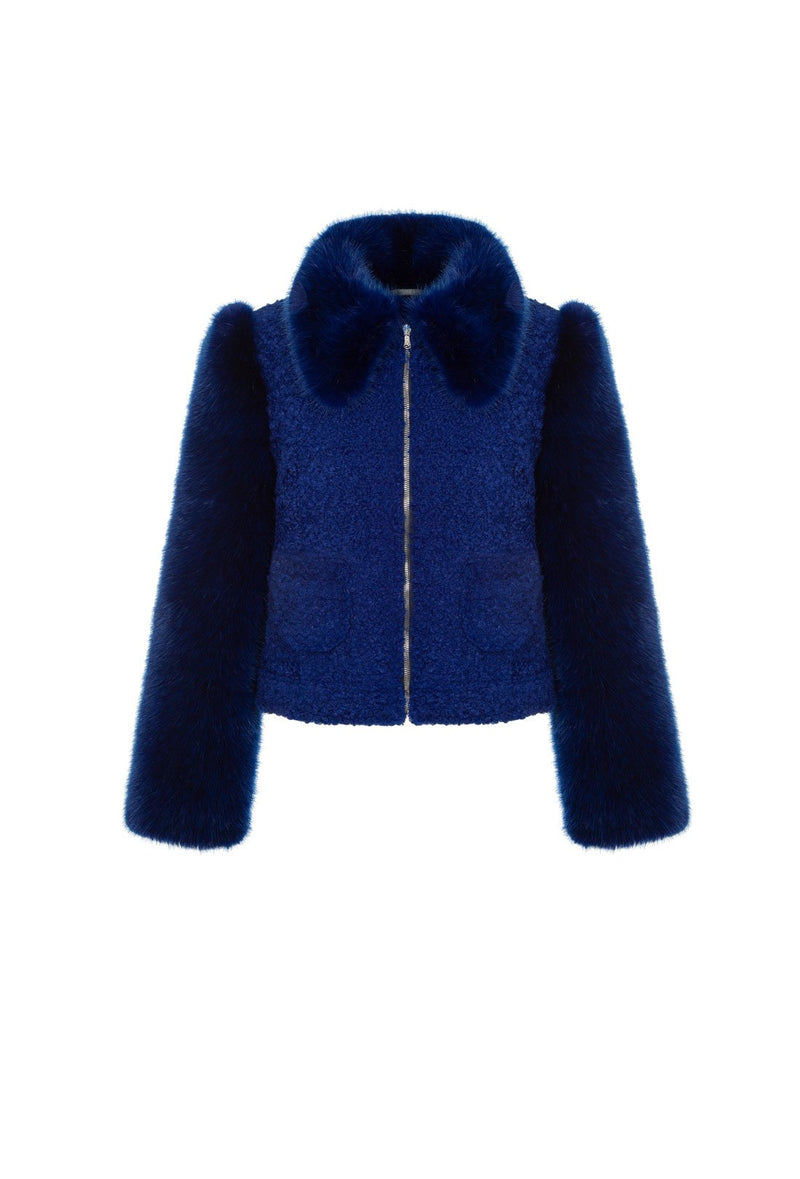 Otis Jacket - Royal Blue