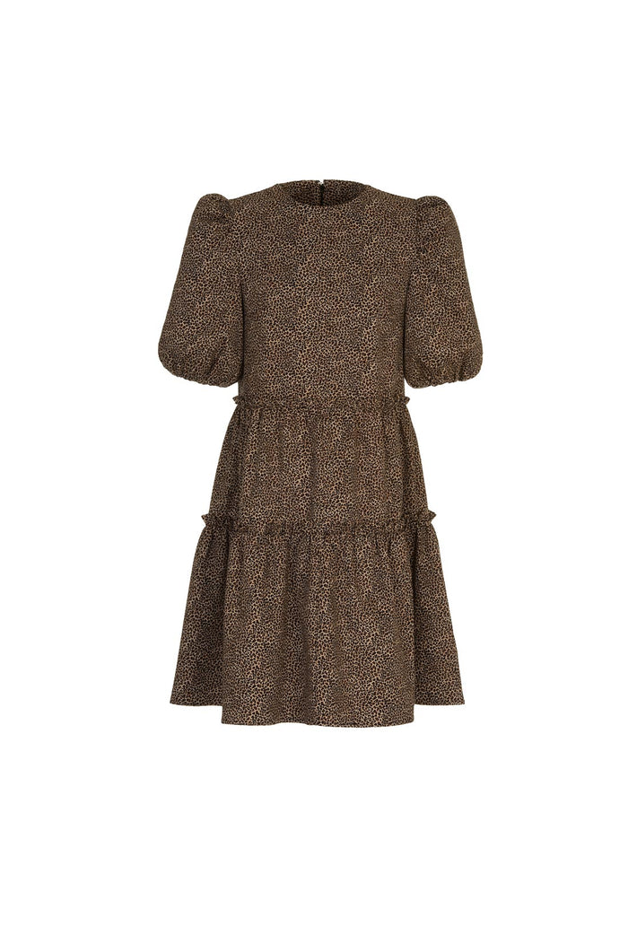 Smith Dress - Leopard