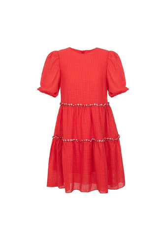 Smith Dress - Red