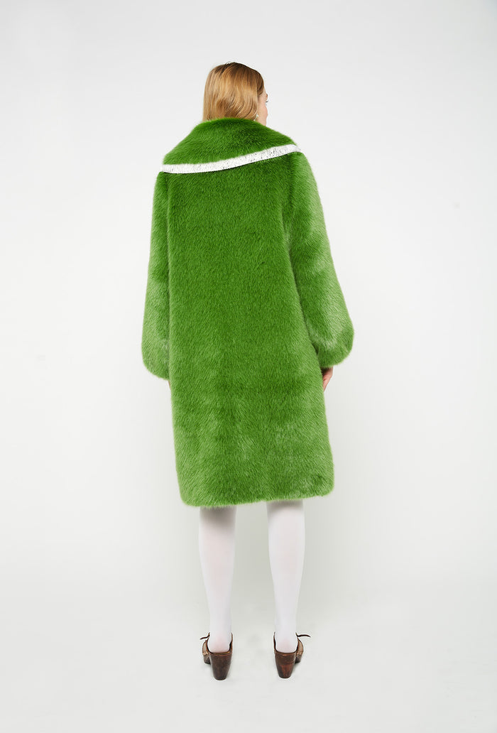 Lorca Coat - Green