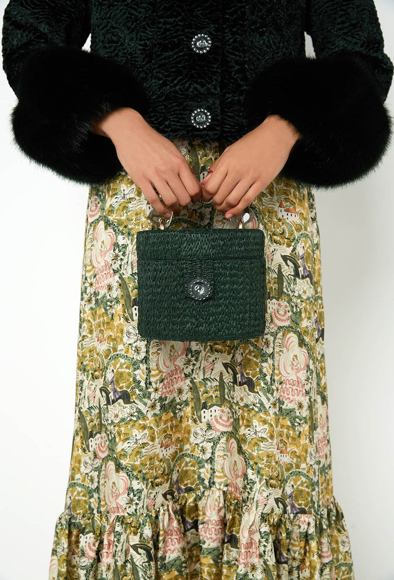 Lydia Bag - Forest Green