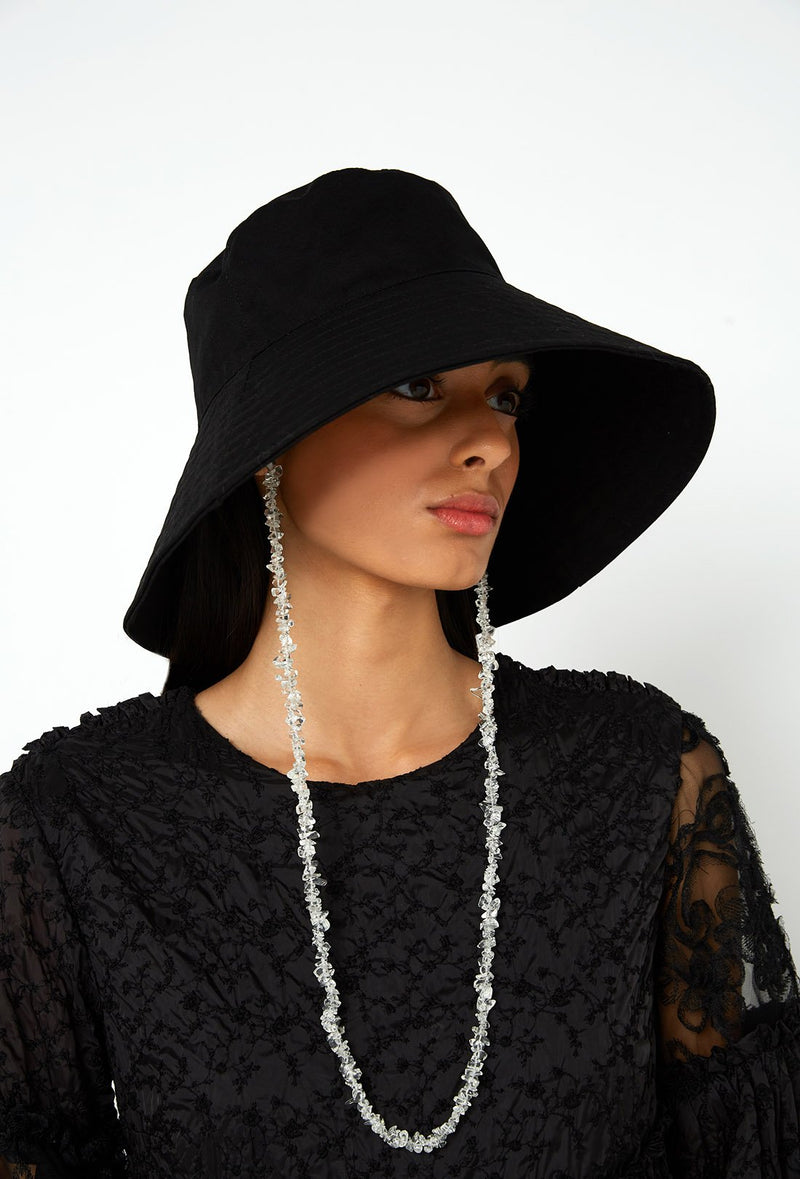 Esther Hat - Black