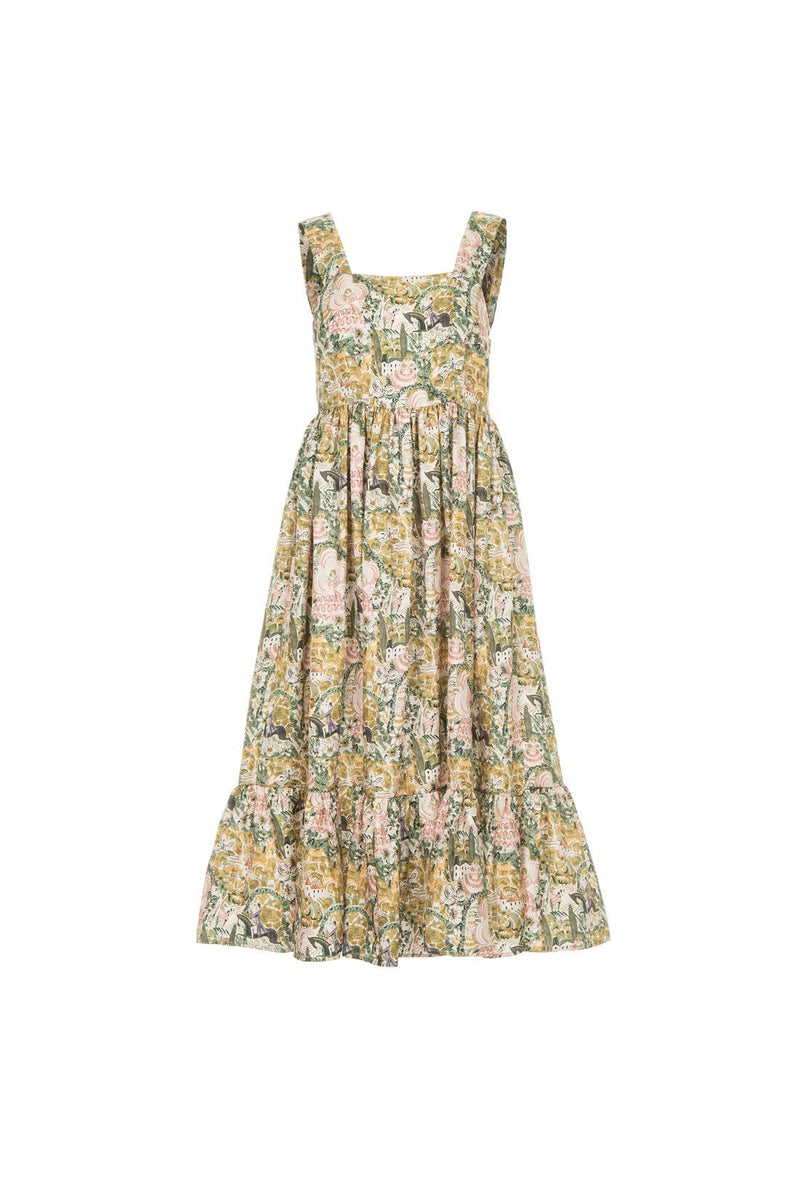 Sylvia Dress - Old English