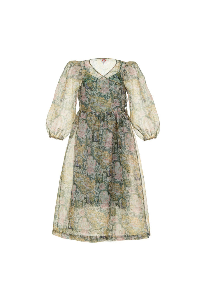 Titania Dress - Old English
