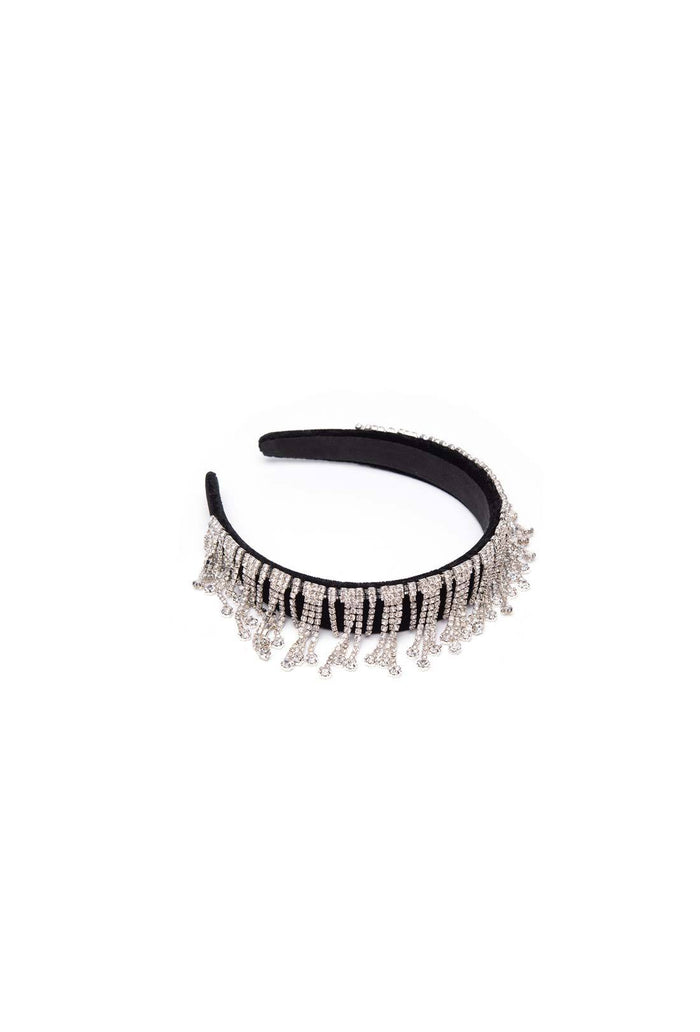 Abner Headband - Black