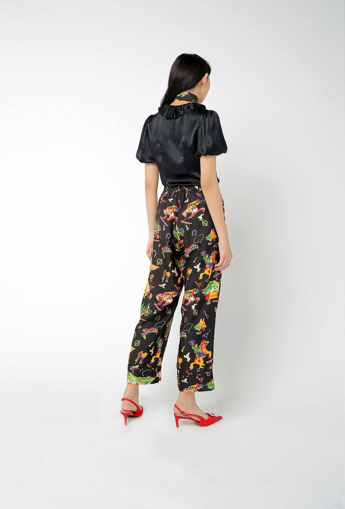 Alma Trousers - Black