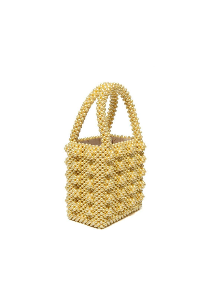 Antonia Bag - Banana, shrimps