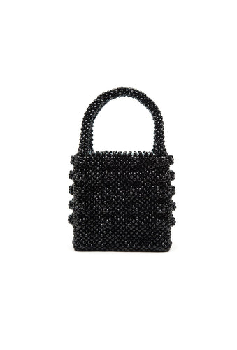 Antonia bag - Black, shrimps