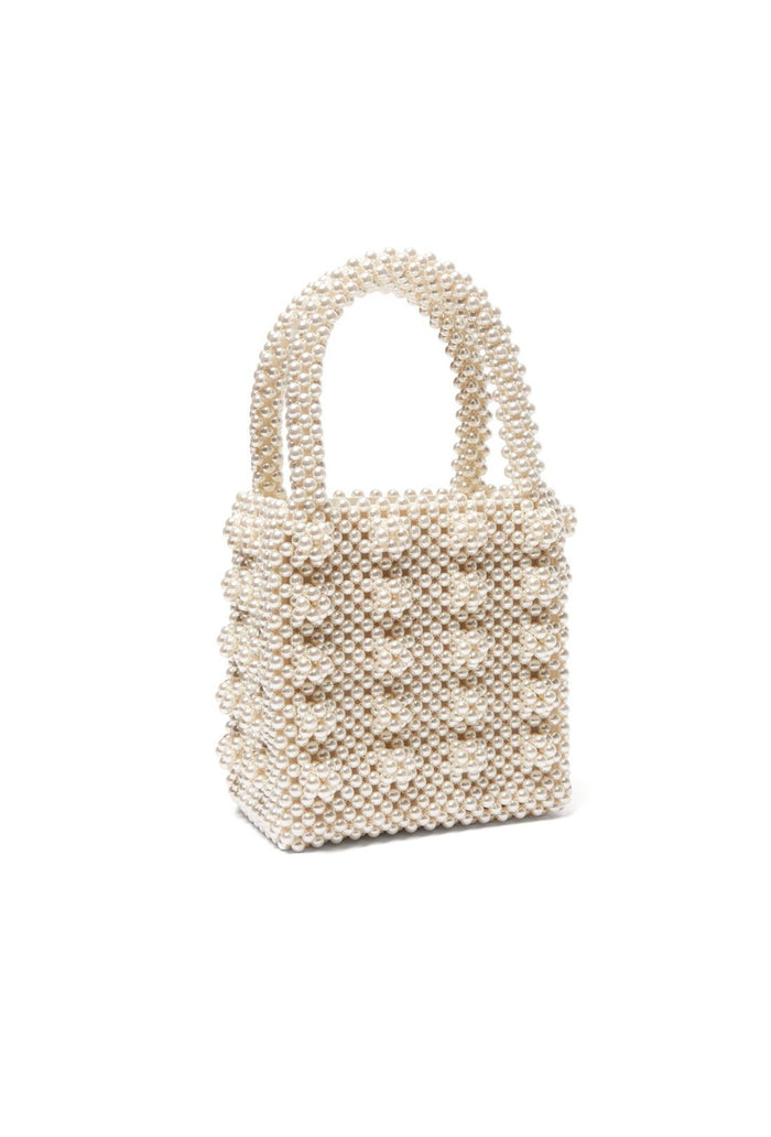 Antonia bag - Cream, shrimps