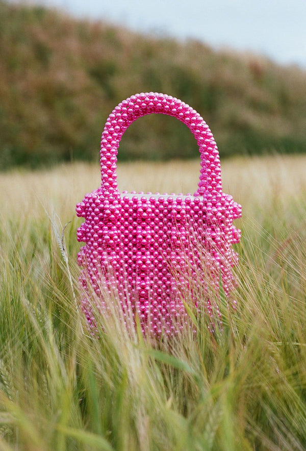 Antonia bag - Fuchsia