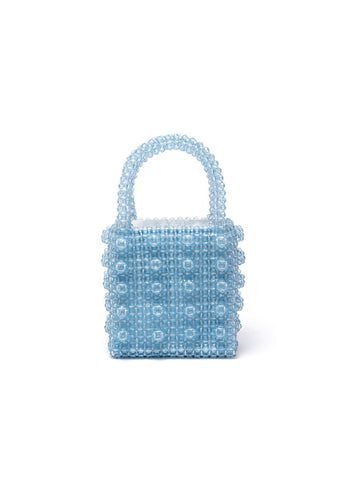 Antonia bag - Something Blue, shrimps