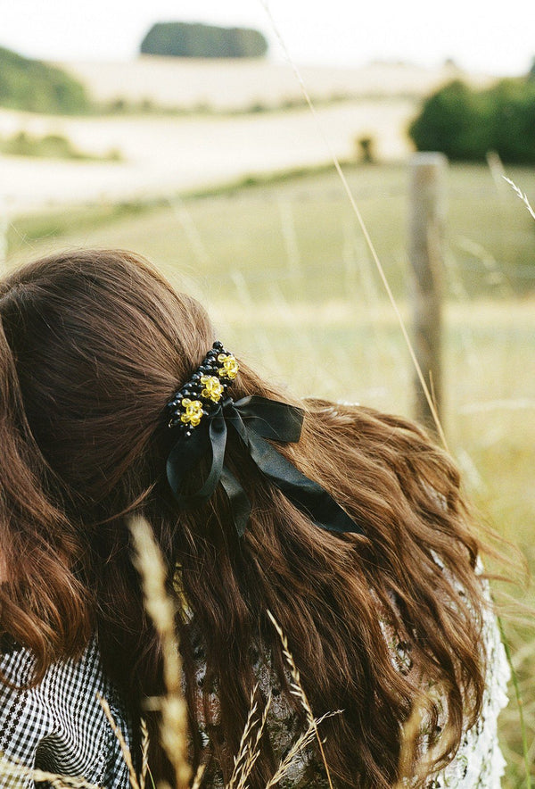 Antonia Barrette - Black and Yellow