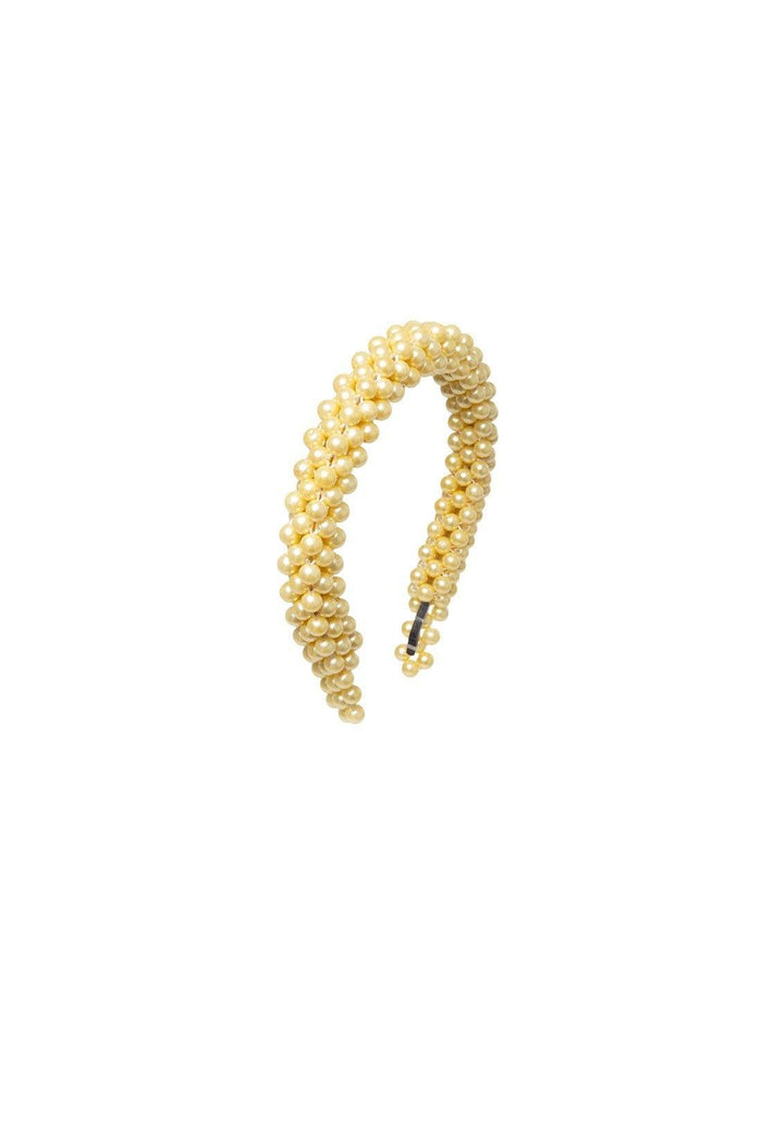 Antonia Headband - Banana, shrimps