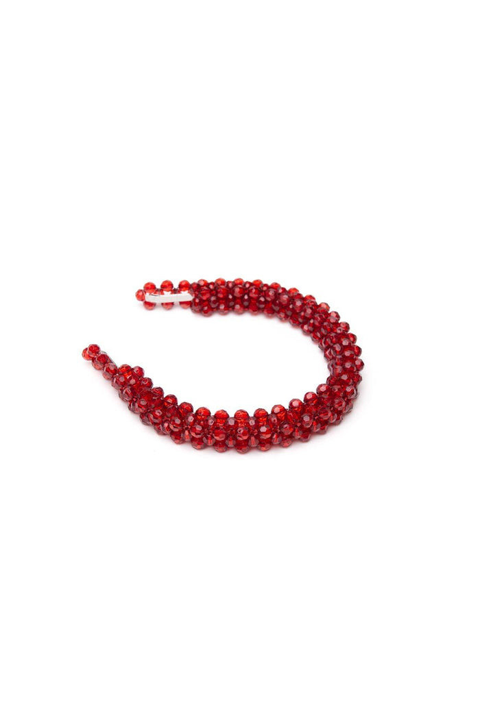 Antonia Headband - Red