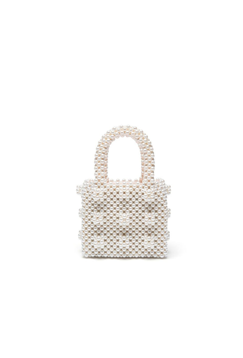 Antonia Mini Bag - Cream