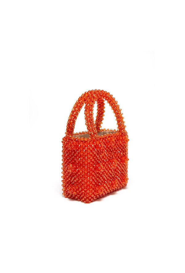 Antonia Mini Bag - Orange