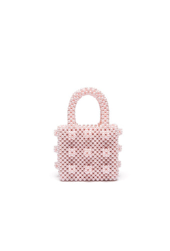 Antonia Mini Bag - Peony, shrimps