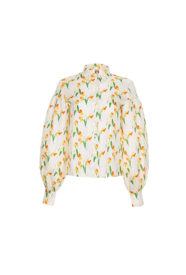 Bellatrix blouse - Daffodil