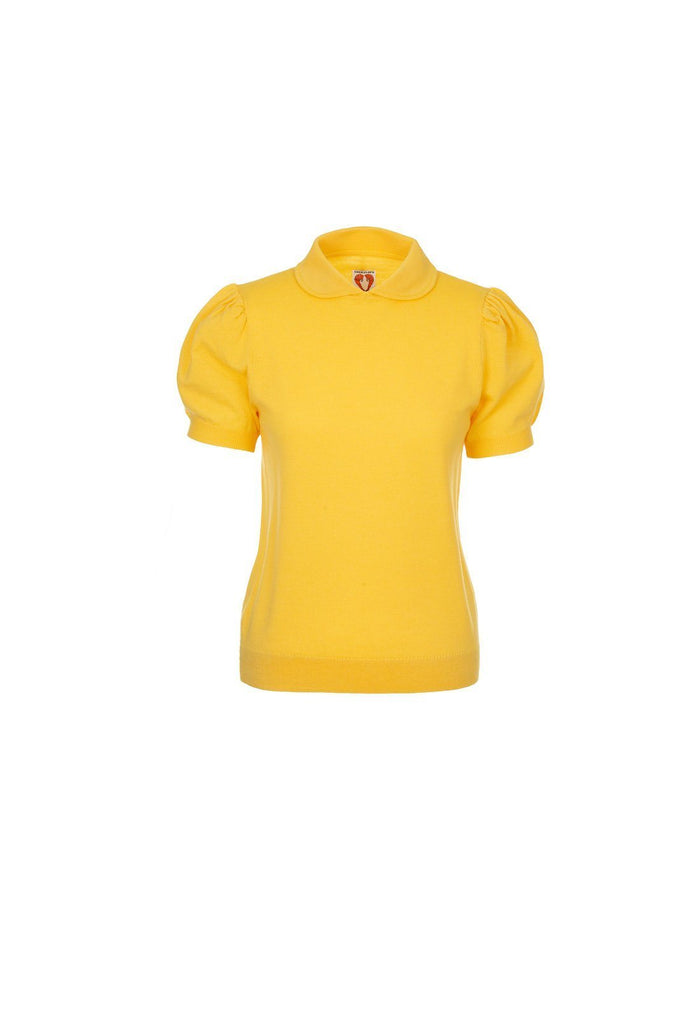 Clement jumper - Yellow, shrimps