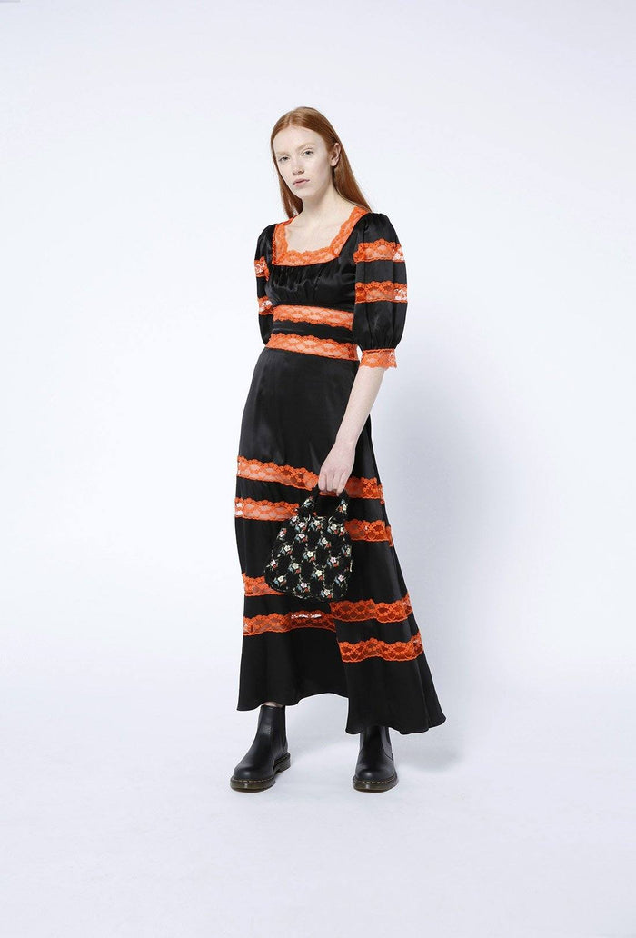 Cressida Dress, shrimps