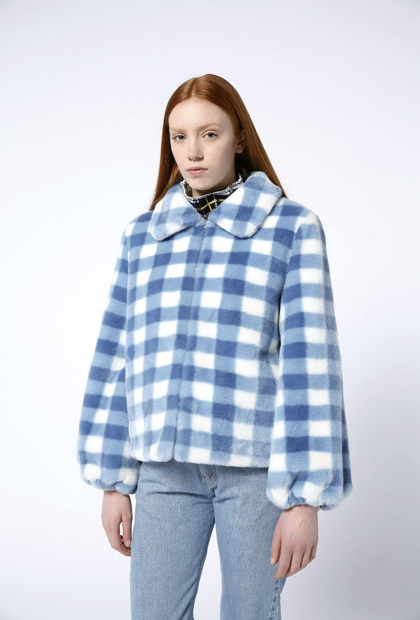 Cullen Jacket - Blue