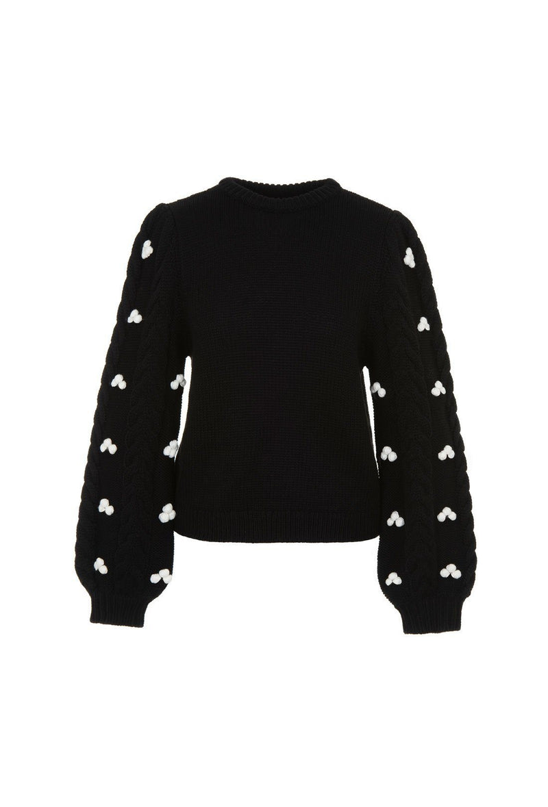 Damon jumper - Black