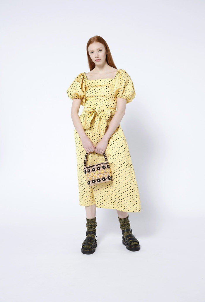 Eden Dress, shrimps