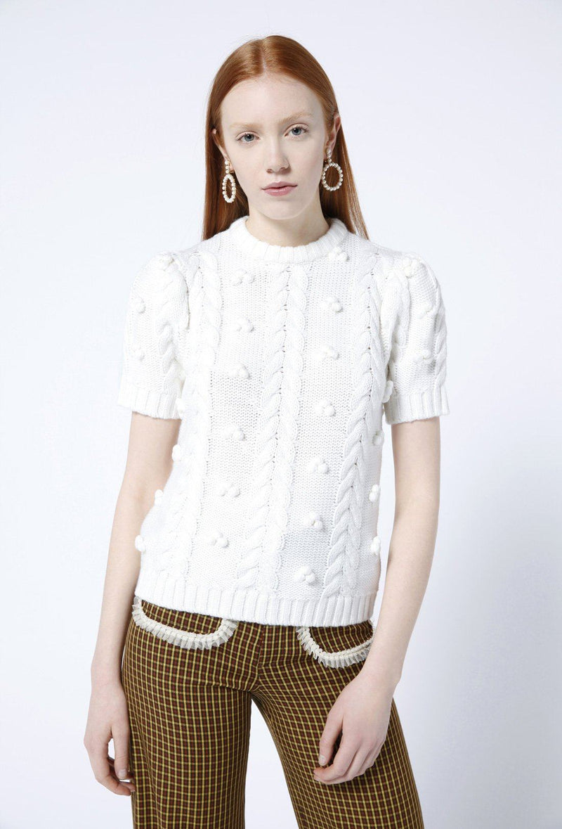 Elea jumper - Cream