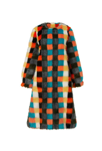 Estelle Coat, shrimps