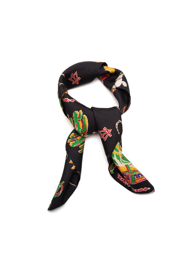 Florence Scarf - Rodeo