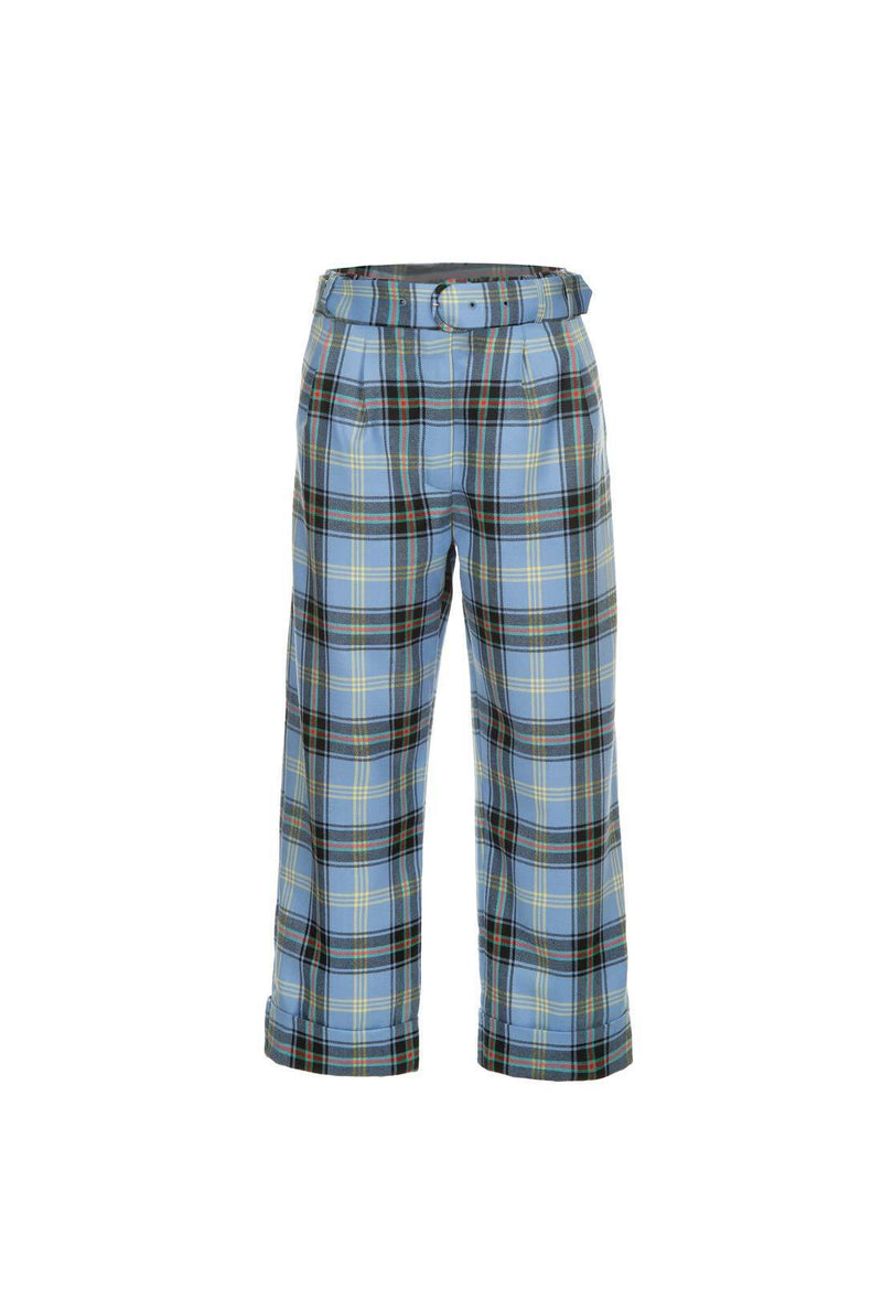Houston Trousers - Blue