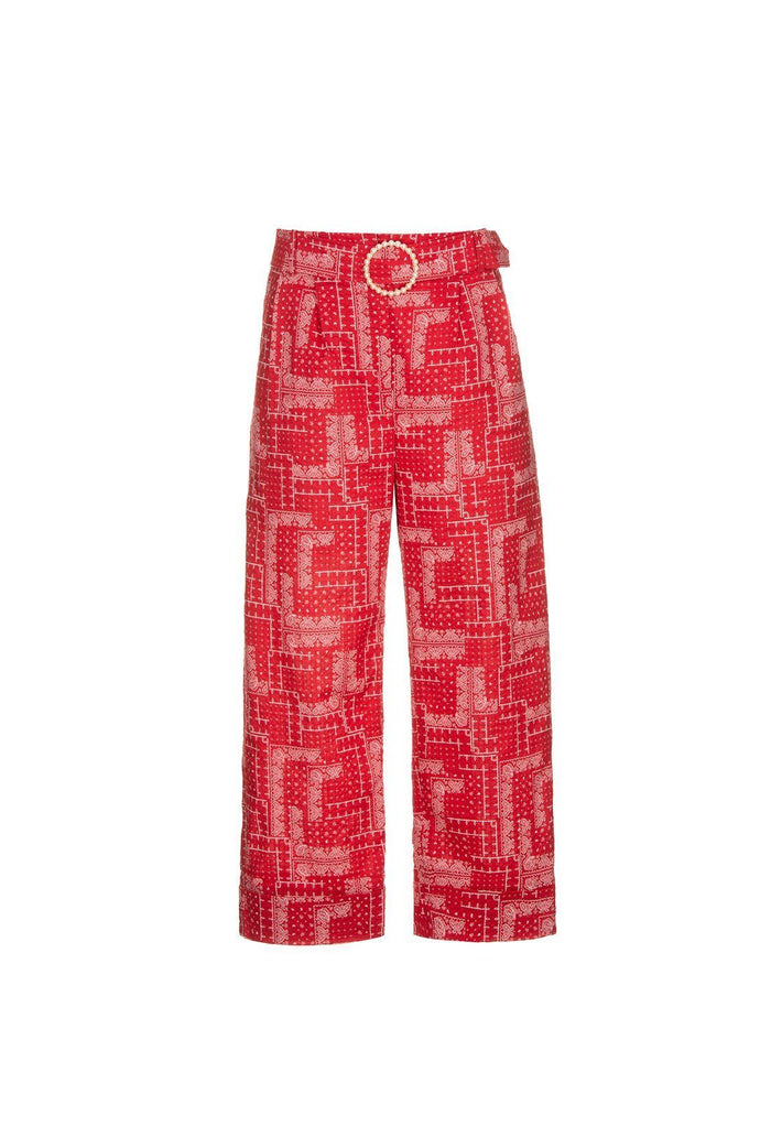 Houston Trousers - Red