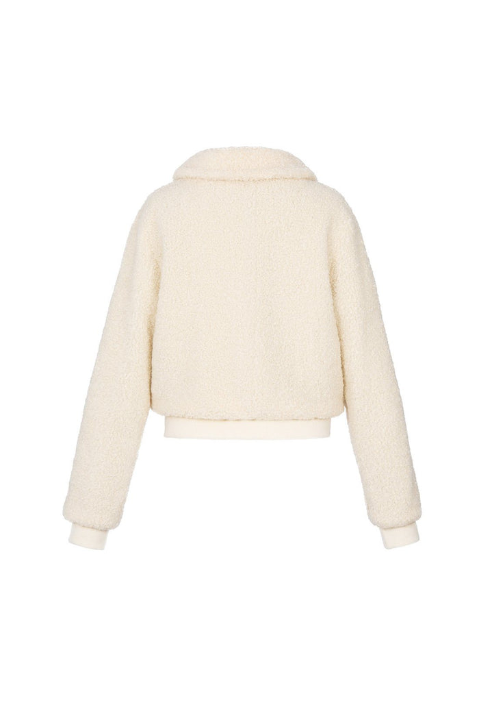 Hunter jacket - Cream, shrimps