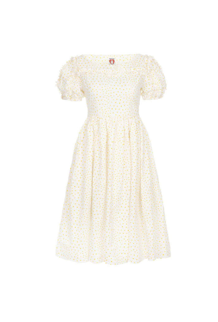 Juliet Dress, shrimps