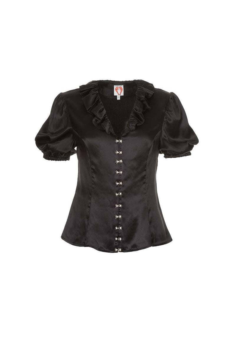 Levi Blouse - Black