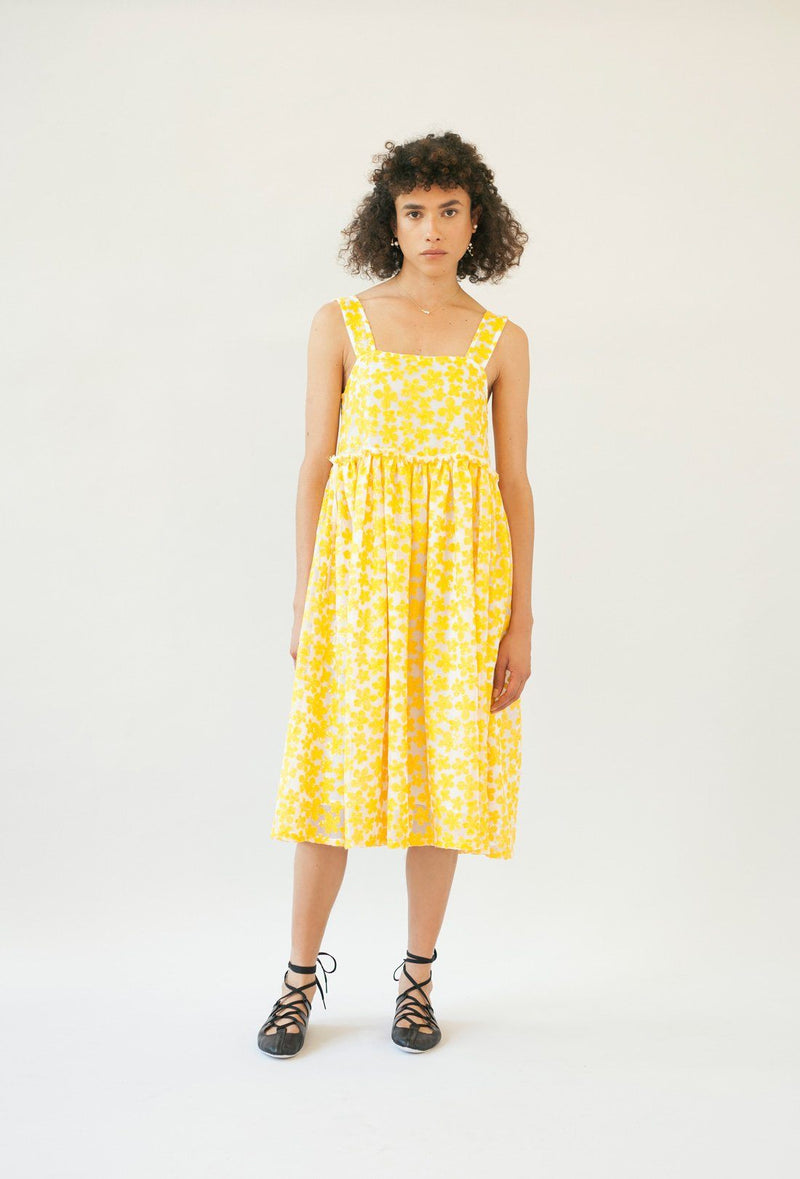 Lucia dress - Yellow