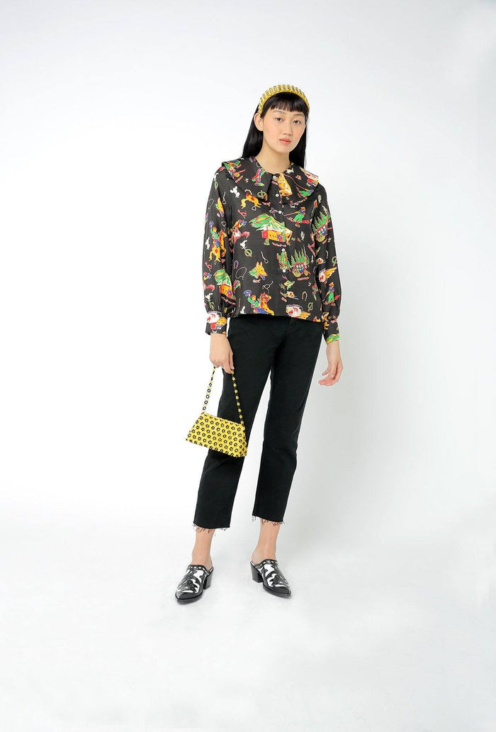 Mack Blouse - Black