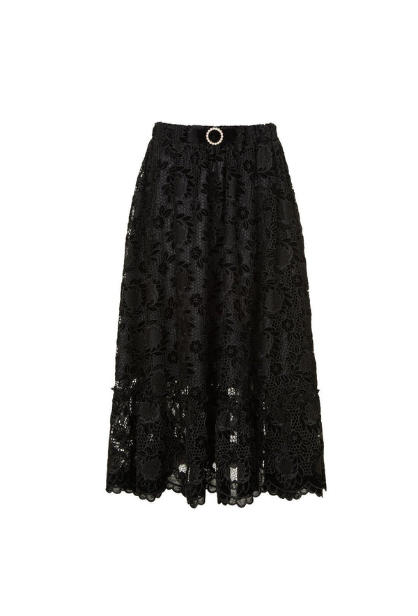 Pearl Skirt - Black