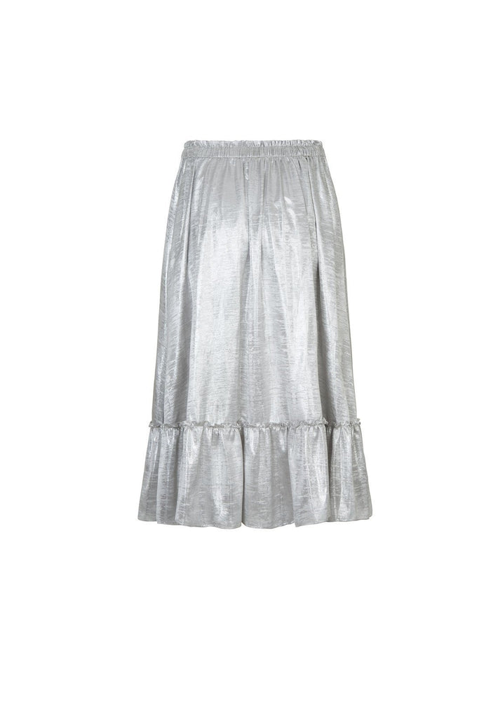 Pearl Skirt, shrimps