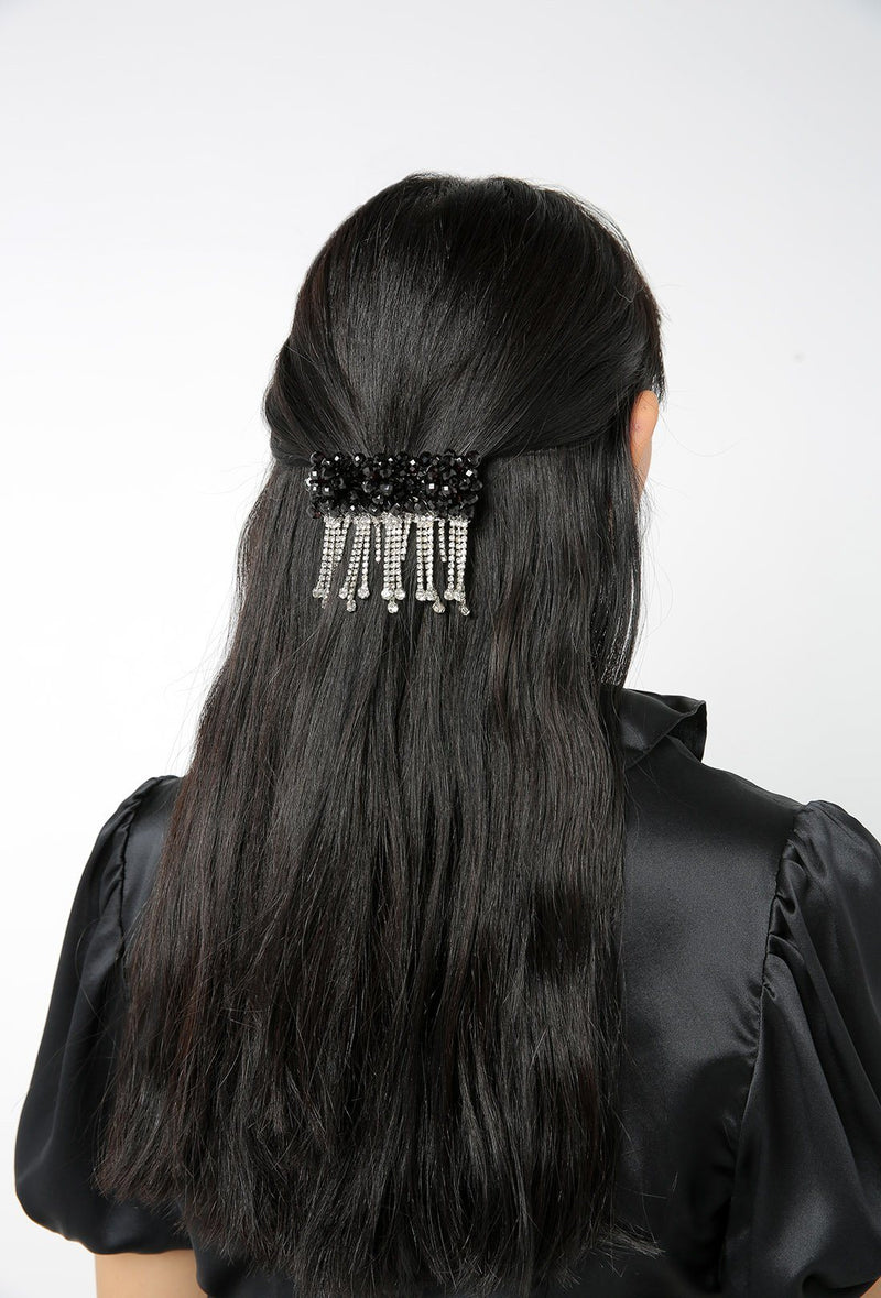 Penelope Barrette - Black and Silver