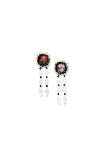 Rambling Roses Earrings