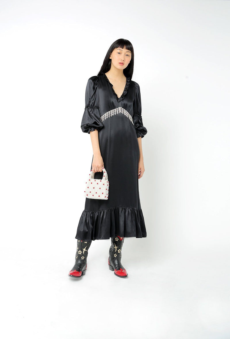 Rosemary Dress - Black