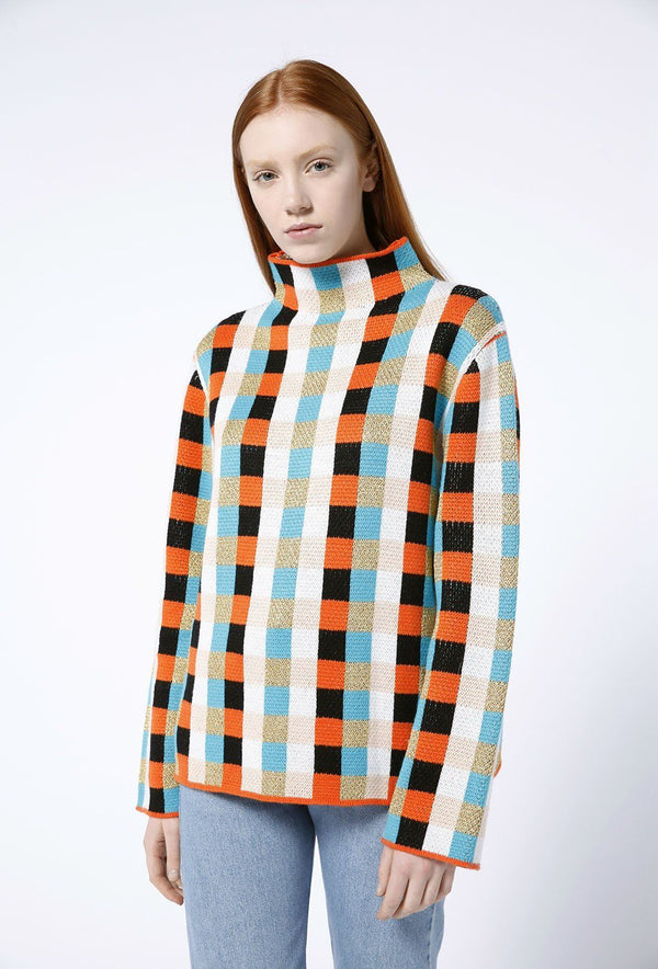 Sebastian jumper - Multi Check