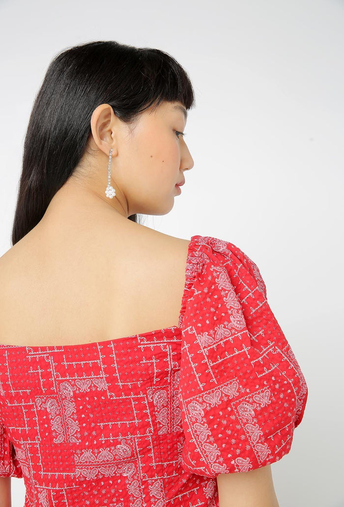 Tex Top - Red