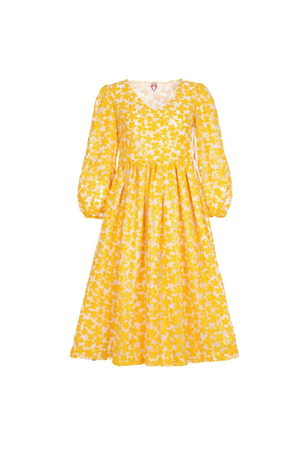 Titania dress - Yellow